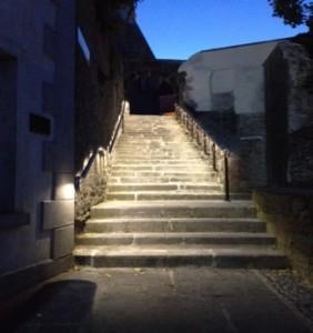 St. Canices Steps, Kilkenny
