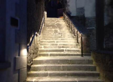 St Canices Steps